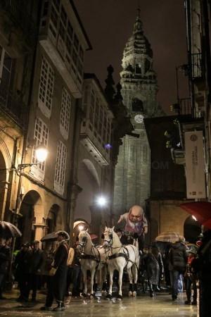 O pregón de Os da Ría, as 20.30 no Pazo de Bendaña, abre o entroido en Compostela