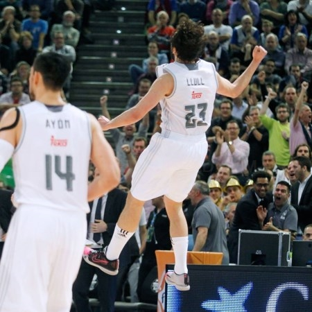 El Real Madrid  se mete en la Final de la Copa ACB