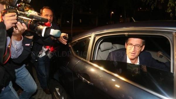 Galicia vota 'popular'