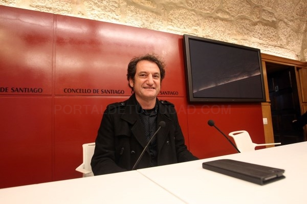 JORGE DUARTE, DE COMPOSTELA ABERTA