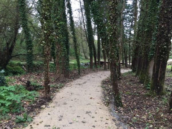 Unha senda verde unirá Brañas de Sar e Conxo