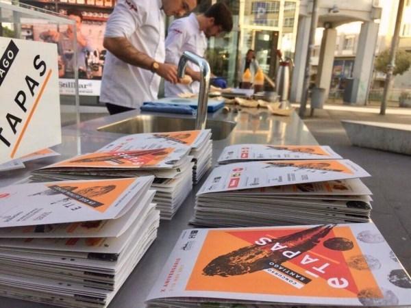 Santiago(é)Tapas permitirá degustar máis de 100 tapas en 70 locais da cidade