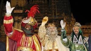 Os Reis Magos chegan a Compostela ás 17.25 horas