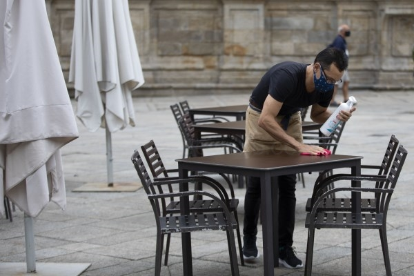 Ayudas urgentes para la hostelería tras la obligación de cerrar