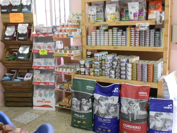 alimento mascotas en Inca, estética canina en INca
