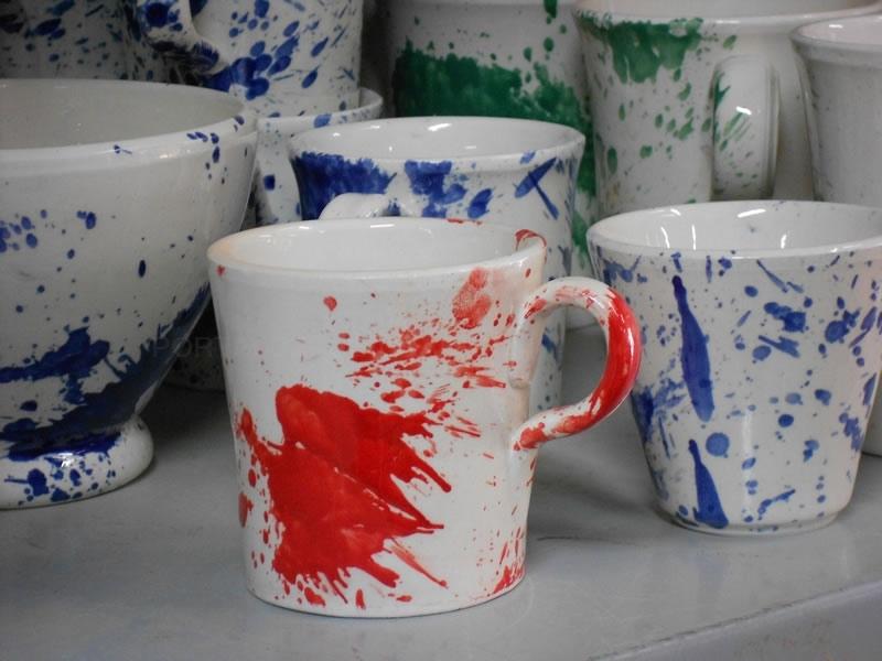 ollerias portol, ollas de barro, macetas de barro, decoración cerámica