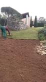 Césped artificial, Centros de jardineria