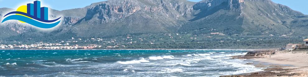alquiler de chalets en can picafort, venta de chalets en playa de muro