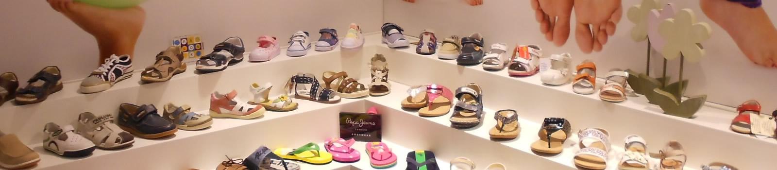 primeras marcas en calzado infantil, primeras marcas en calzado juvenil