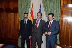 Company traslada al secretario de Estado de Medio Ambiente la negativa de las Illes Balears a las prospecciones