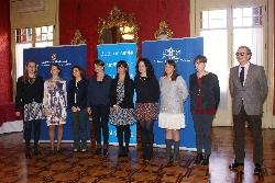 Sandra Fernández anima a los menores a cambiar el mundo mediante pequeñas acciones en el III Congreso de la Infancia de las Illes Balears