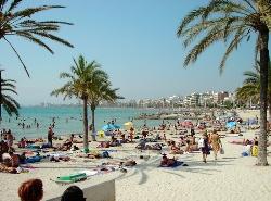Baleares es la segunda Comunidad Autónoma con mayor número de pernoctaciones en octubre