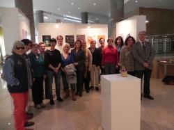 Catalina Cirer inaugura la exposición 'Una ventana hacia la Igualdad'