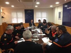 El conseller de Administraciones Públicas preside el Consejo Asesor del Voluntariado de Protección Civil de Baleares