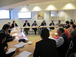 """El grupo de trabajo """"Baleares 2020"""" del FBC aborda las oportunidades que ofrece la nueva programación de los Fondos Europeos para 2014-2020."""