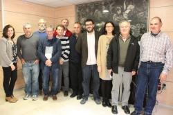 El conseller Vicenç Vidal se reúne con los representantes de Cooperativas Agroalimentarias Islas Baleares