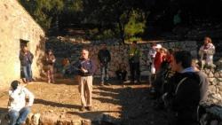 La I Jornada Técnica sobre Biodiversidad y Piedra en Seco ha finalizado con una visita guiada en la finca de Son Amer