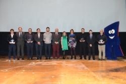 La XV Gala del Deporte reconoce los méritos de 136 jóvenes deportistas de veintiún una federaciones