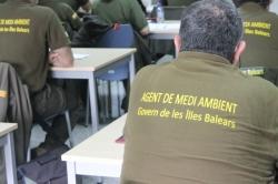 Los Agentes de Medio Ambiente de las Islas Baleares actualizan sus conocimientos