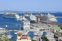 Las instituciones de Baleares y el sector privado tra-bajarán en una estrategia conjunta en el turismo de los cruceros