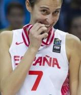 La jugadora de básquet Alba Torrens, nueva insígnia Olímpicos IB del Govern