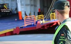 Inspecciones de seguridad a buques de pasajeros y cargueros