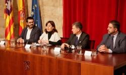 """El Govern de las Illes Balears y la Obra Social """"la Caixa"""" empiezan una nueva línea de proyectos de investigación, salud y medio ambiente"""