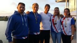 Els palistes de Balears donen la talla a la Copa d'Espanya 1000 m.