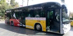 Empiezan las pruebas del bus eléctrico en la red del TIB