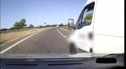 La Guardia Civil detiene un hombre por un  delito de conducción temeraria