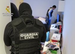 Detienen a 34 personas y desmantela 17 puntos de venta y elaboración de droga en Mallorca