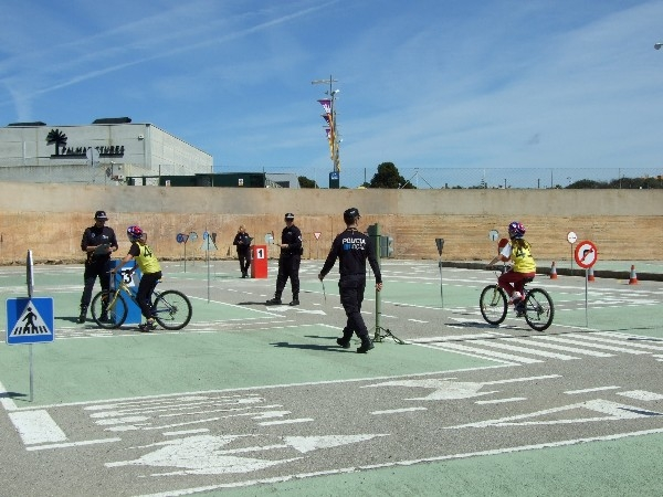 "Toni Serra de la escuela Blanquerna ganador del 13º Campeonato ""Mejor Ciclista de Marratxí"""