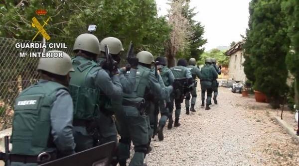 """La Guardia Civil lleva a cabo una Nueva operación contra el """"menudeo"""" de droga en la Part Forana"""