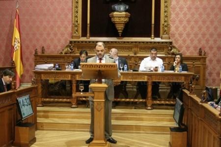 El Pleno del Consell aprueba los presupuestos 2016
