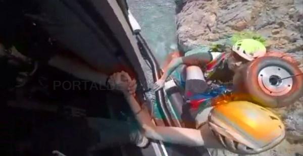 La Guardia Civil rescata a una joven excursionista en Sa Cova Tancada