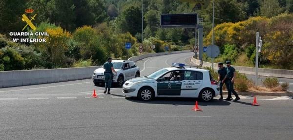 La Guardia Civil explota la 2ª fase de la operación Valley en Sóller con 9 nuevas personas detenidas