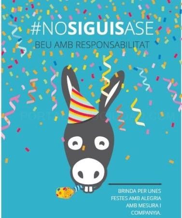 La campaña nosiguisase visita esta noche las fiestas de Biniali y Campanet y mañana, sábado, se desplaza a Santa Maria