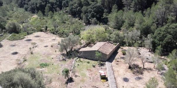 Ibanat recupera la finca pública de ses Figueroles, en la serra de Tramuntana
