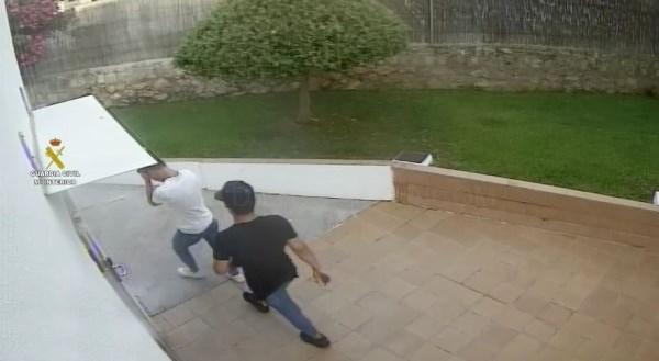 La Guardia Civil detiene a nueve jóvenes por numerosos delitos de robo y pertenencia a grupo criminal