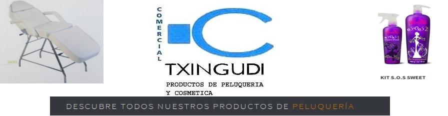 Comercial Txingudi, productos de Peluquería