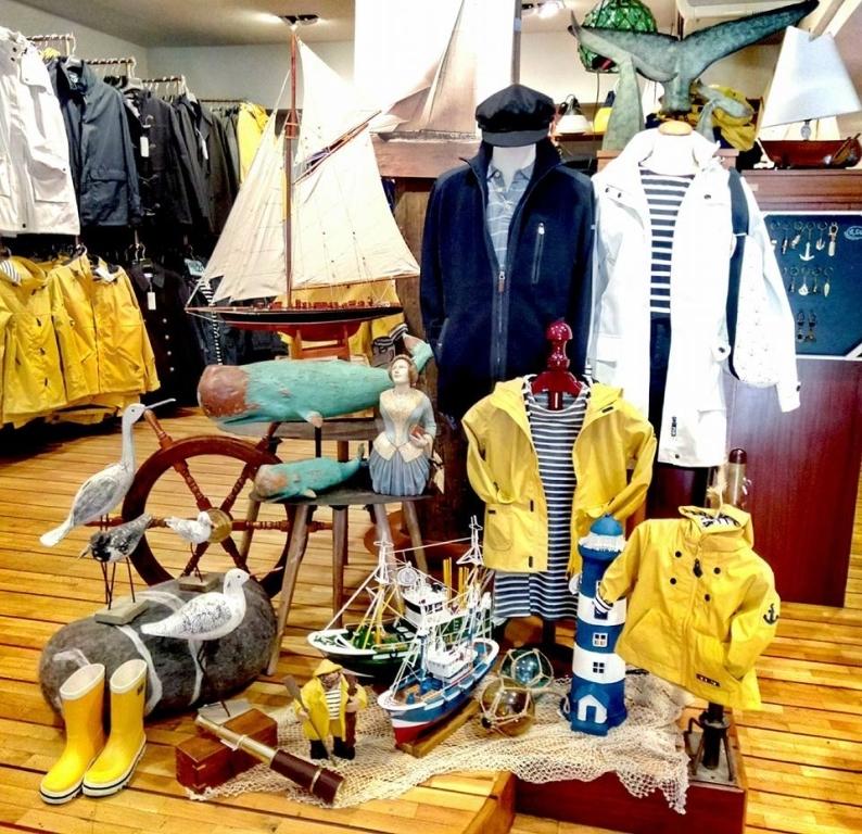 moda nautica en Donostia
