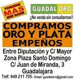Oro en Guadalajara