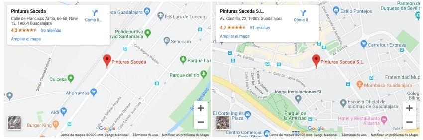 Tienda de pinturas en Guadalajara