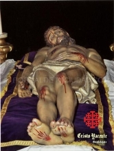 Cofradía del Cristo Yacente del Santo Sepulcro