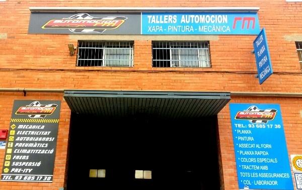 Taller de Automoción RM, S.L.