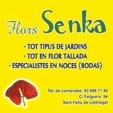 Flors Senka - Floristerias Sant Feliu de Llobregat