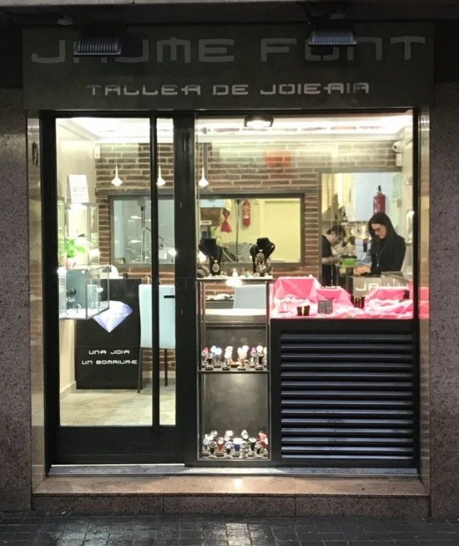 Joyieria Sant Feliu Llobregat