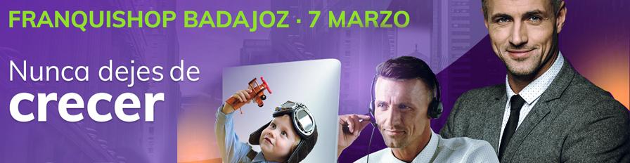Franquishop Badajoz 2019