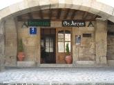 Restaurante Os Arcus,  os arcus