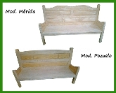 maderas taburete, Muebles de madera